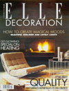 "Kim Parker's ""Mums and Asters"" designer rug wins the 2004 ELLE DECORATION AWARD for ""Best in Flooring Design"""